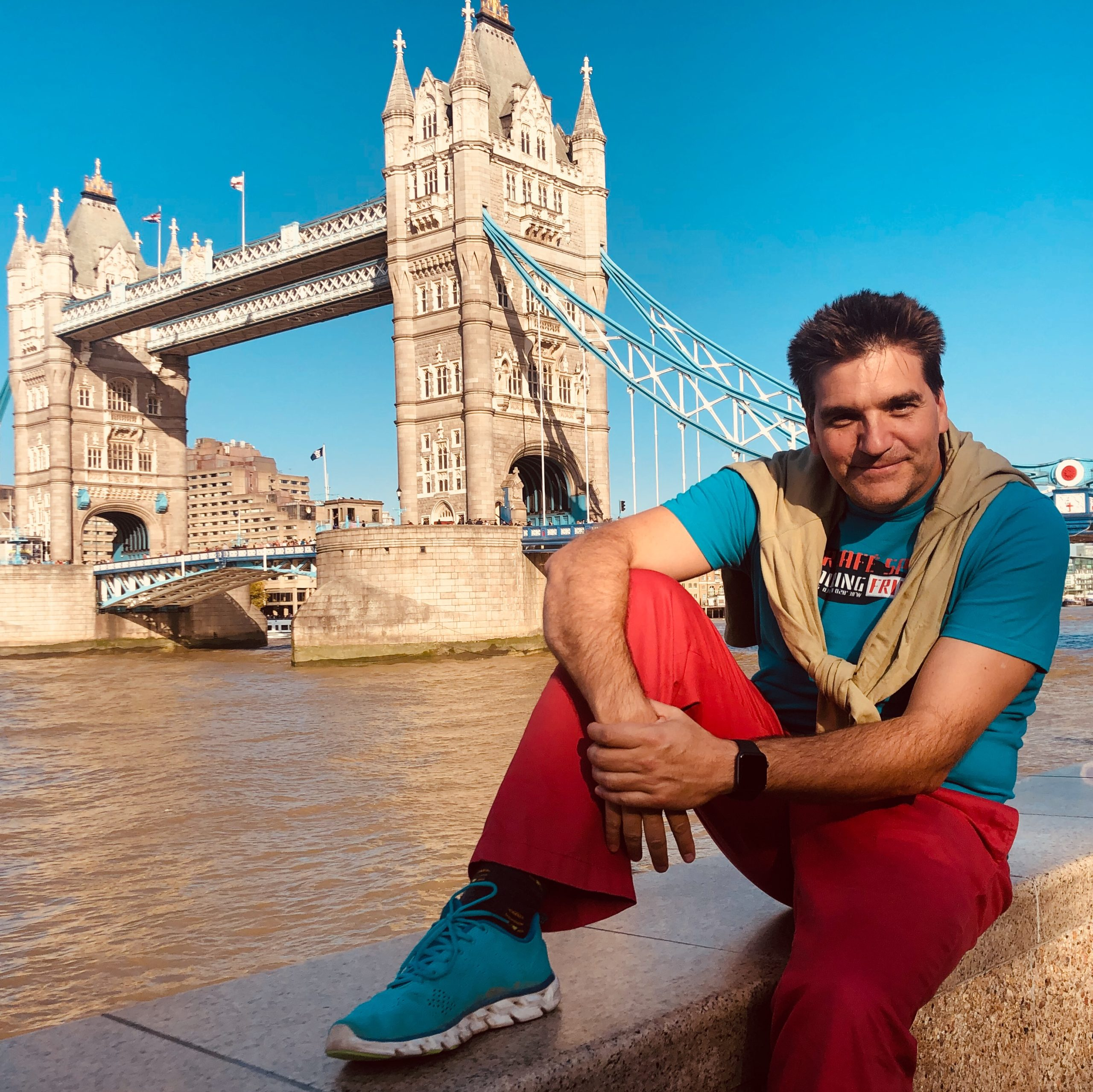 Michael Weilguny in London