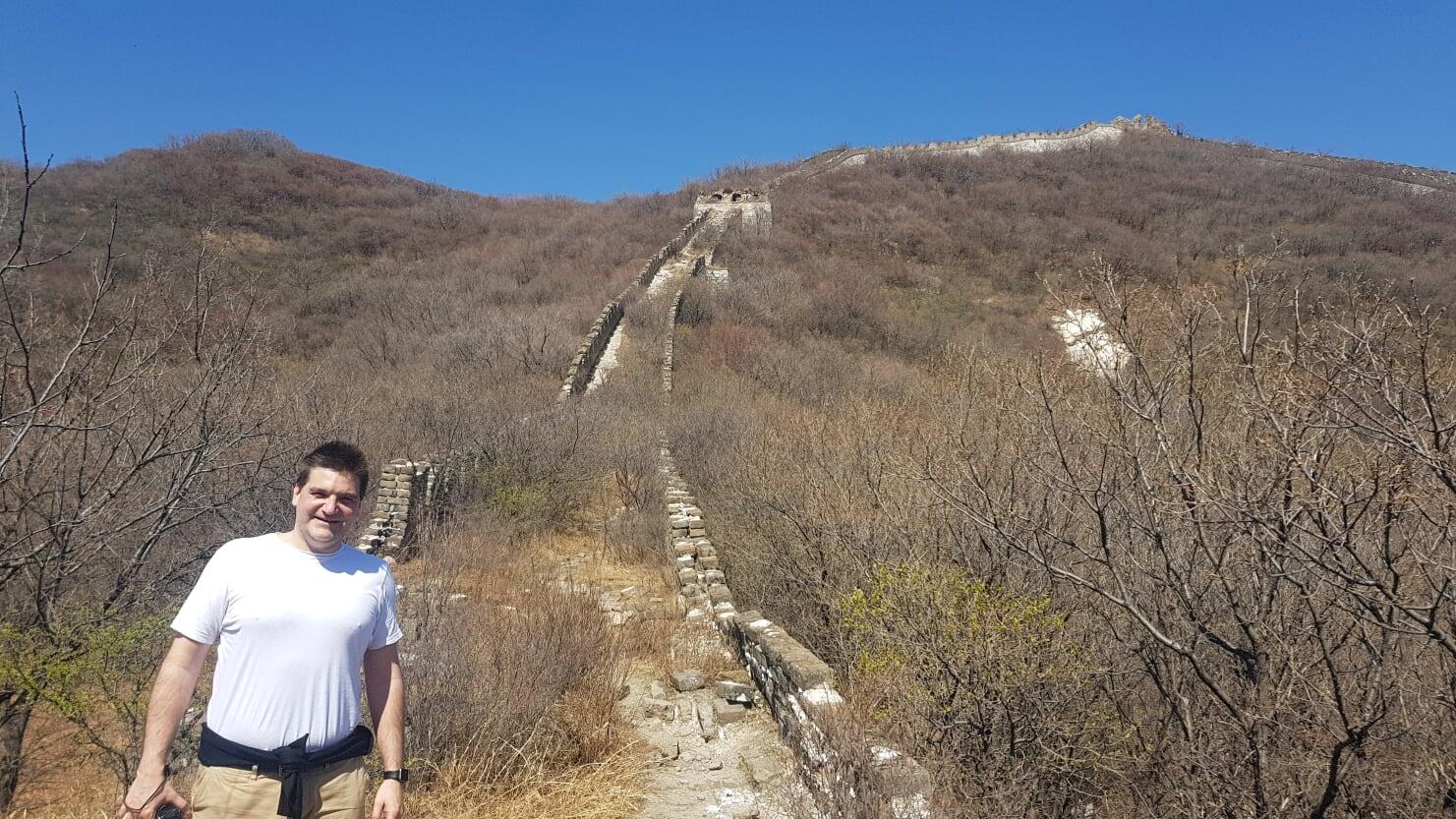 Michael Weilguny China 2018 Chinesische Mauer